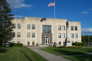 Walsh County Courthouse